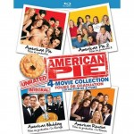 American Pie Unrated 4 pack