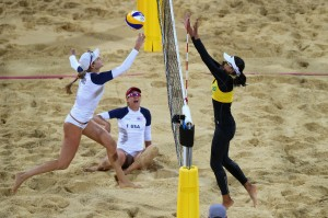 Olympics Day 11 - Beach Volleyball