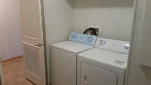 (Washing Machine/ Dryer)