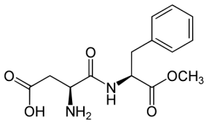 aspartame-chemical-structure