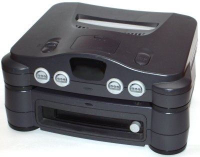 With a total of 9 games compatible and only released in Japan, it's the N64 Disc Drive.